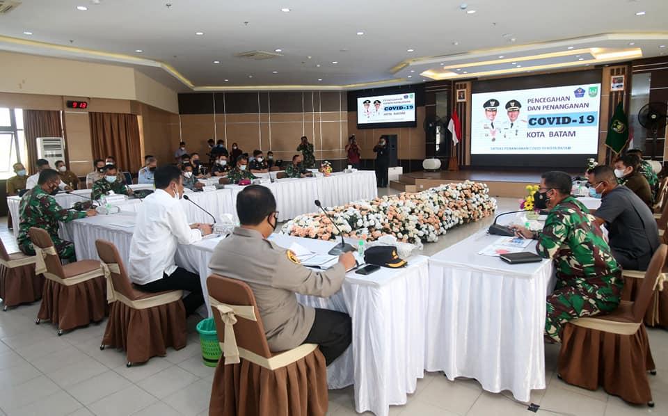 Pekerja Migran Indonesia Lewat Batam