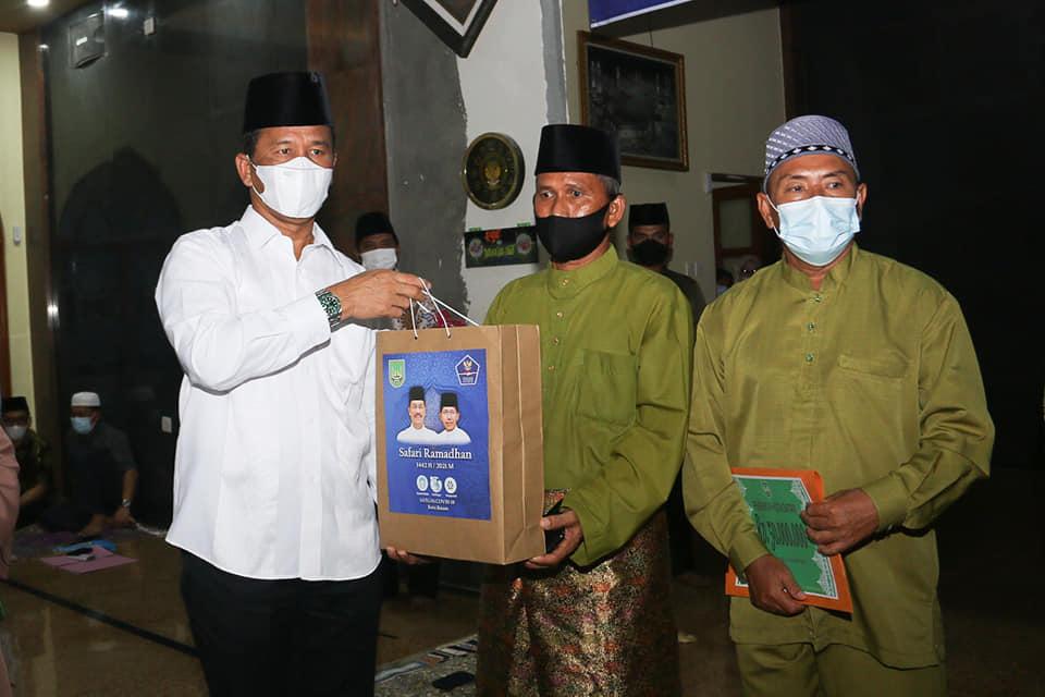 Safari Ramadhan Wali Kota Batam
