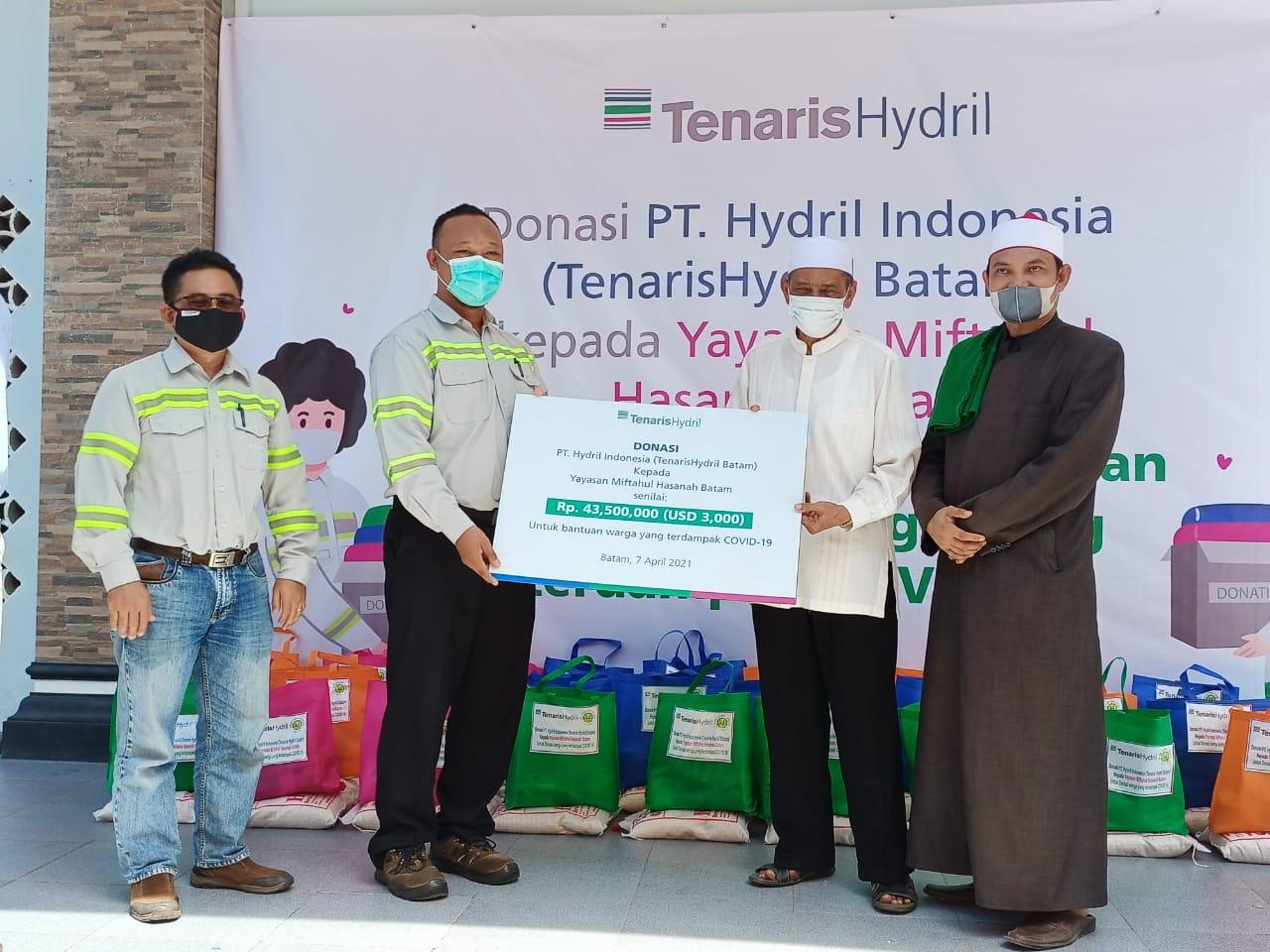 PT Tenaris Hydril Indonesia