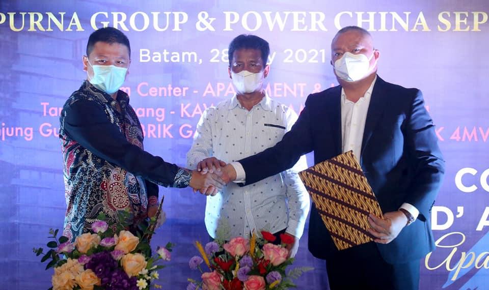 Kemudahan Investasi di Batam