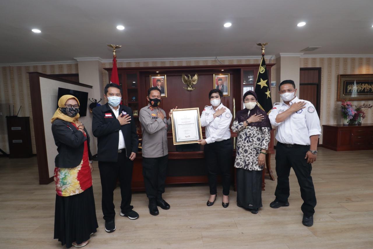Tim Reaksi Cepat Perlindungan Perempuan dan Anak Indonesia