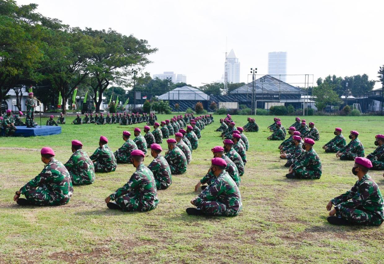 Casis Diktukba TNI AL Angkatan LII