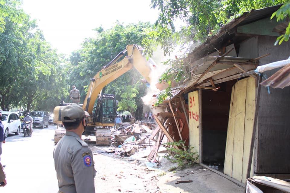 Kios dan Rumah di Simpang Barelang Batam
