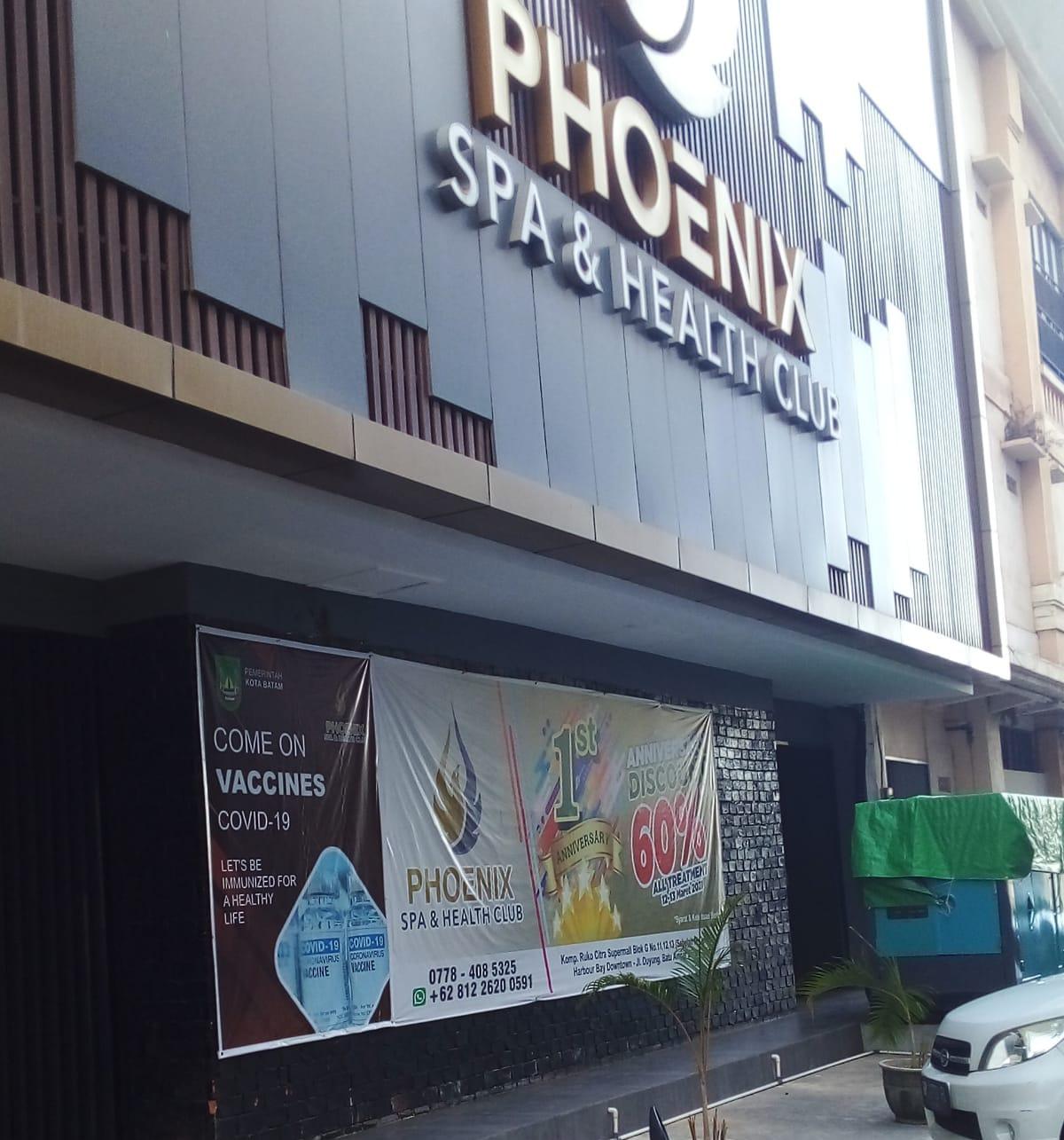 Phoenix SPA & Health Club di Harbour Bay