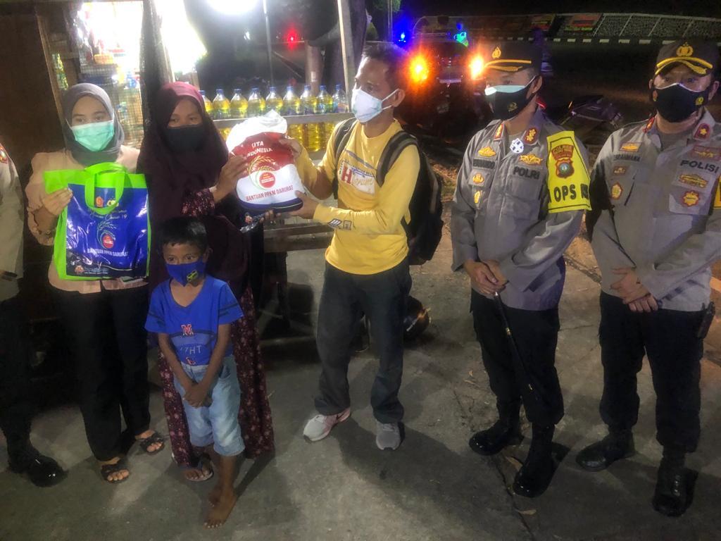 Kapolres dan Wartawan di Tanjungpinang