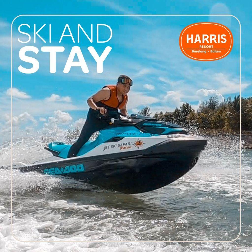 Foto batam, HARRIS Resort Barelang Batam, jet ski