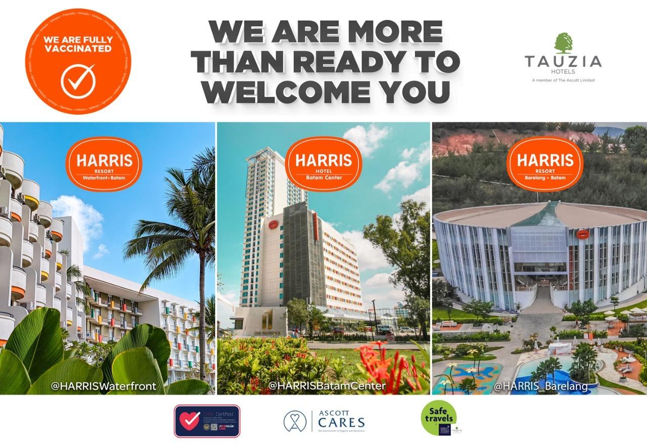 HARRIS Hotels Batam