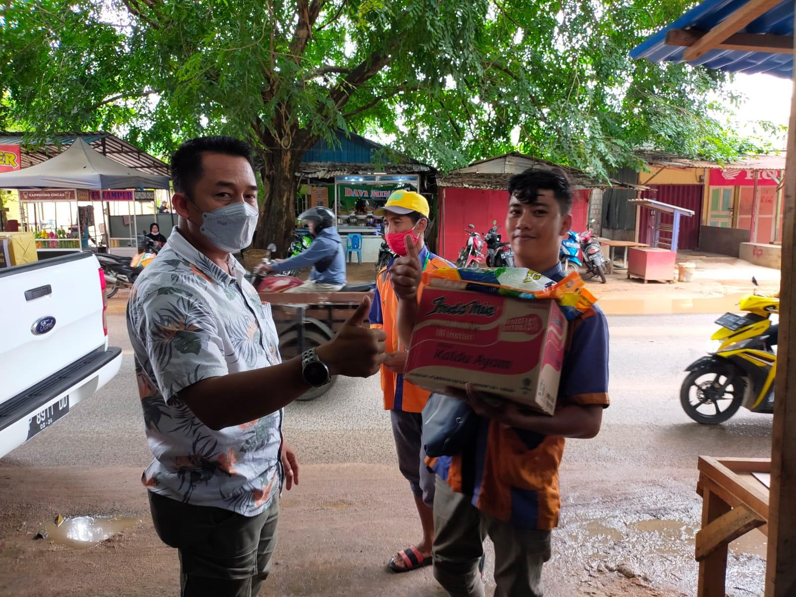 Alumni SIP Angkatan 48 Wira Tanggon Adhisatya